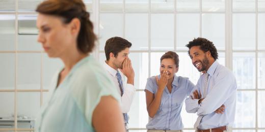 Bullying at work