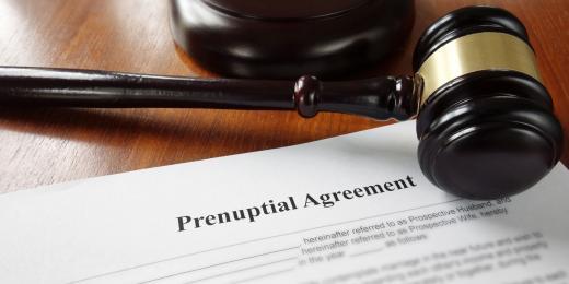 Should I sign a prenup agreement?