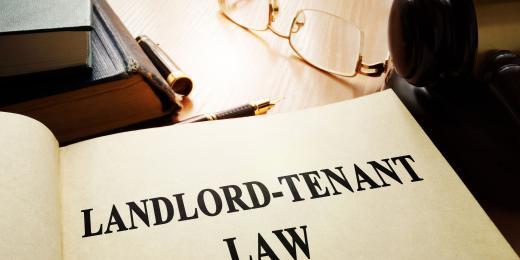 Landlord and tenant deposit disputes